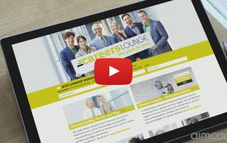 CAREERS LOUNGE | Von der Idee zur Erfolgsstory